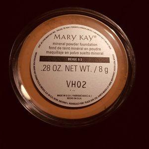 Mary Kay Mineral Powder Foundation